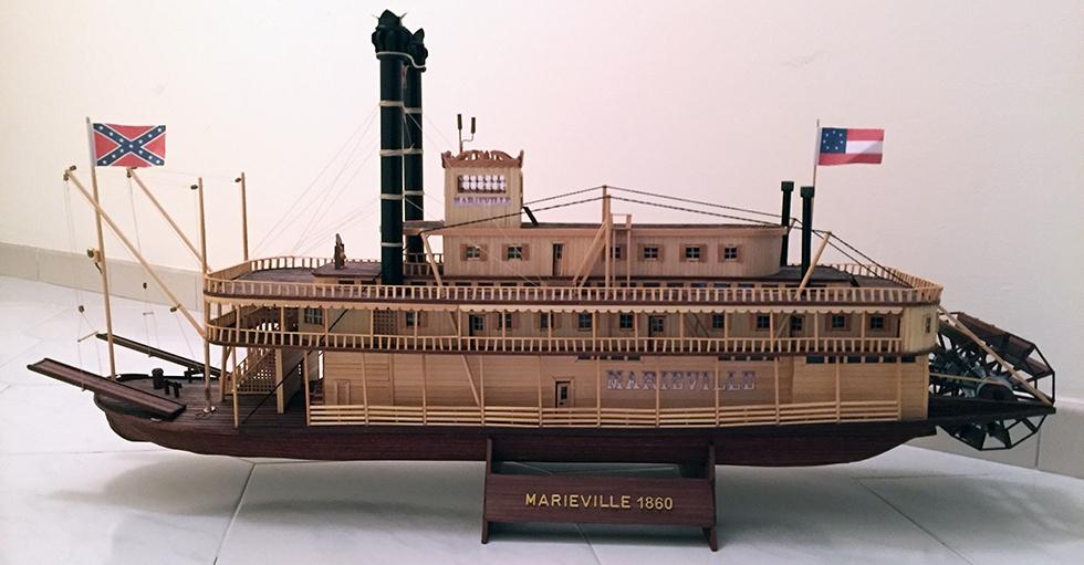MARIEVILLE 1860